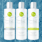Natural Tone Organic Skincare Bath and Body Pack Image